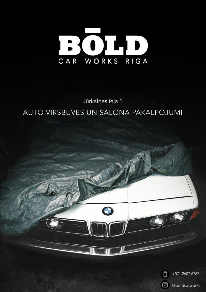 BOLD Riga Workshop