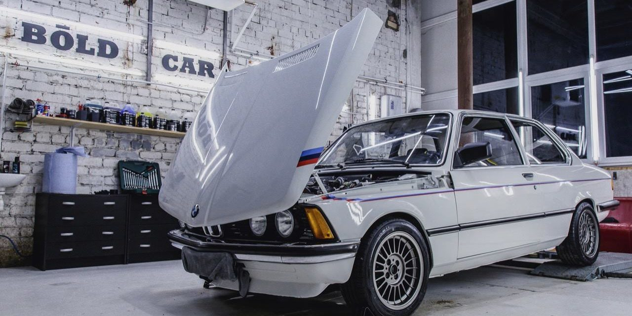 BOLD car works BMW E21 14