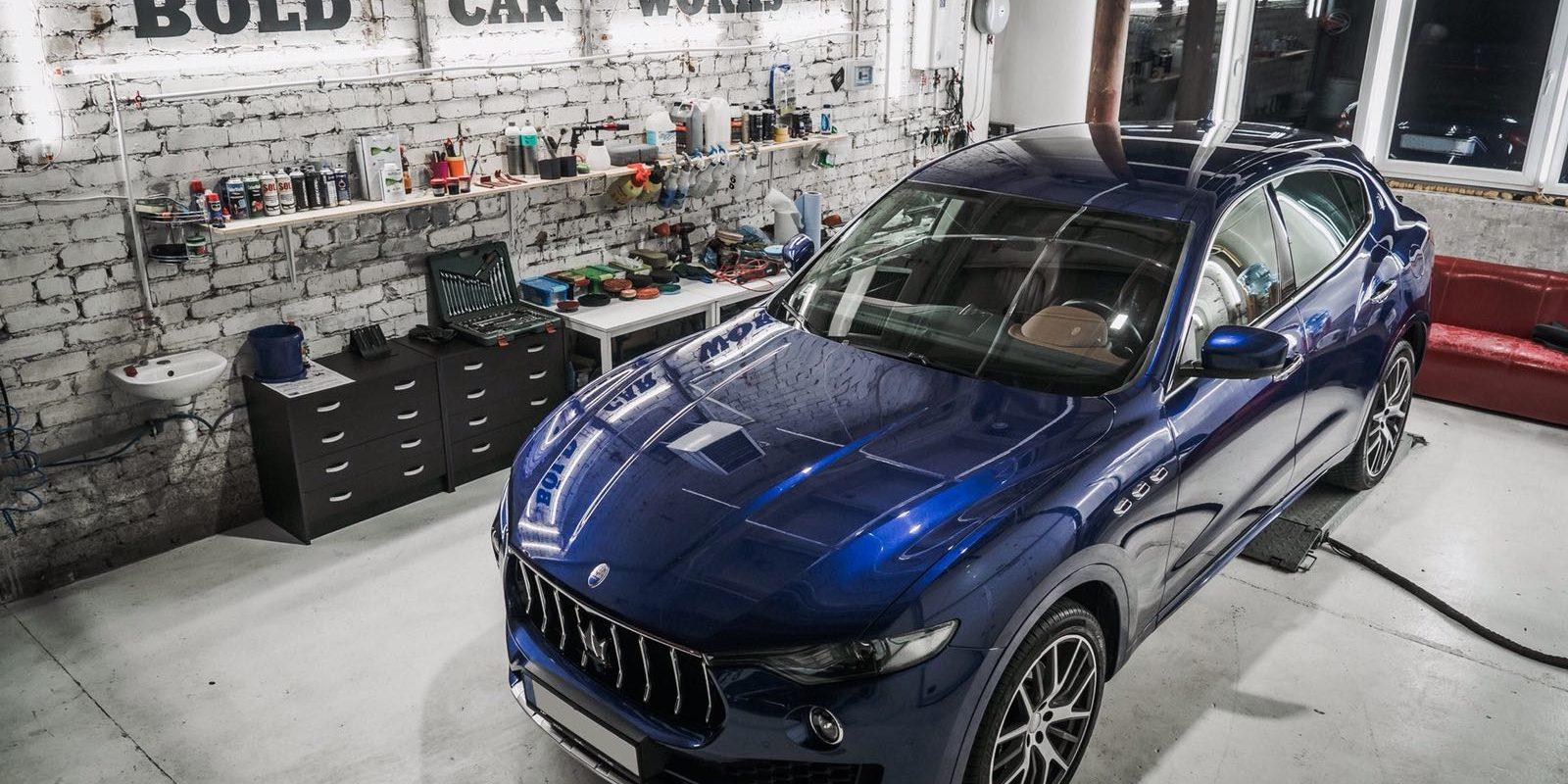MASERATI LEVANTE GRAN LUSSO Bold Car works